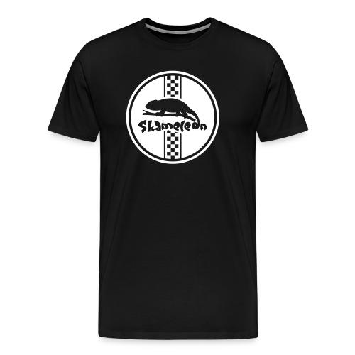 skameleon Logo - Männer Premium T-Shirt