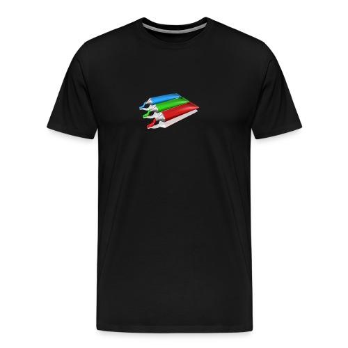 paint - Männer Premium T-Shirt