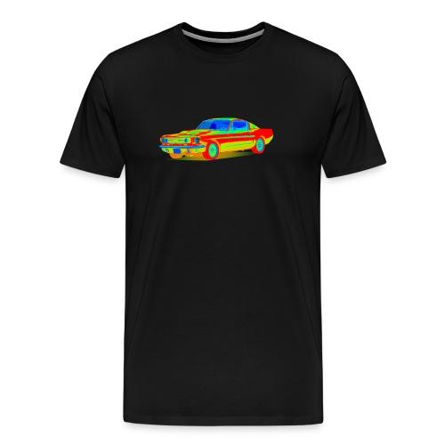 Musclecar - Männer Premium T-Shirt