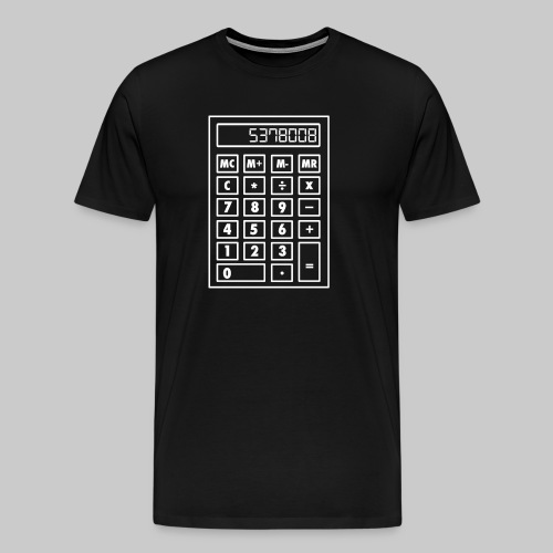 Boobles T-Shirt - Men's Premium T-Shirt