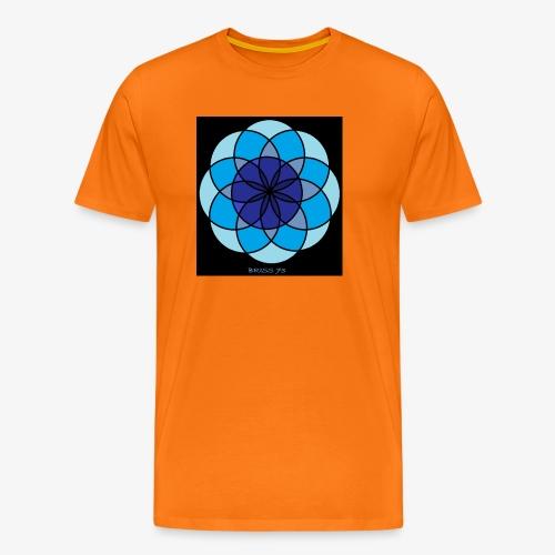 MANTRA DE LA TRANQUILIDAD - Camiseta premium hombre