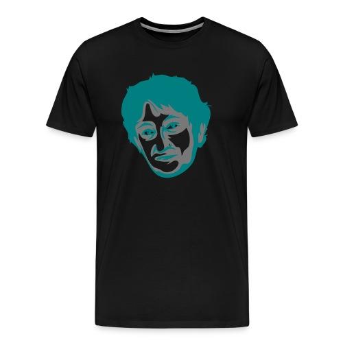 BurgerVader - Mannen Premium T-shirt