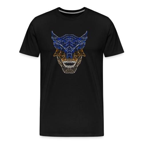 Monster Hunter Tigrex - Men's Premium T-Shirt