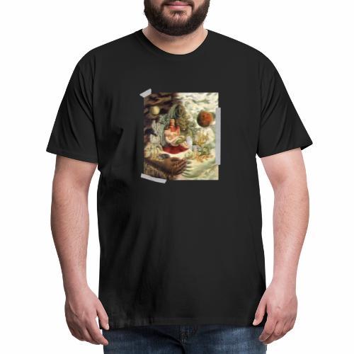 Love Embraced - Männer Premium T-Shirt
