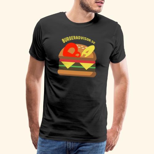 BA logolink200dpi - Men's Premium T-Shirt