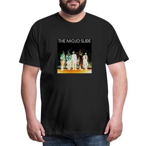 The Mojo Slide - Design 2 - Men's Premium T-Shirt