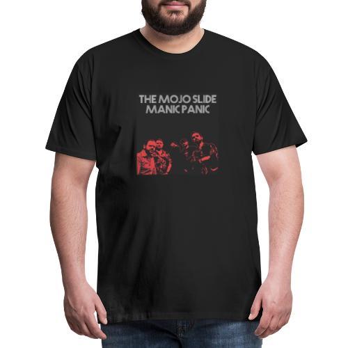 Manic Panic - Design 2 - Men's Premium T-Shirt