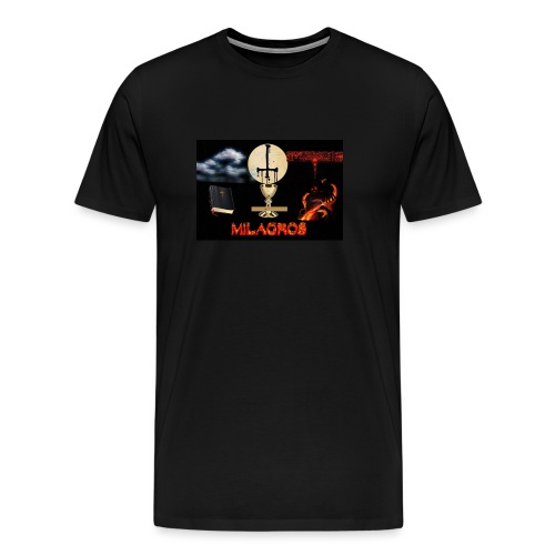 MILAGROS - Camiseta premium hombre