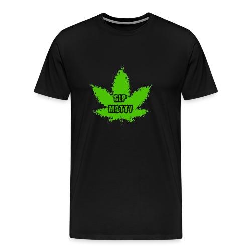 GLP Ganja transparent png - Men's Premium T-Shirt