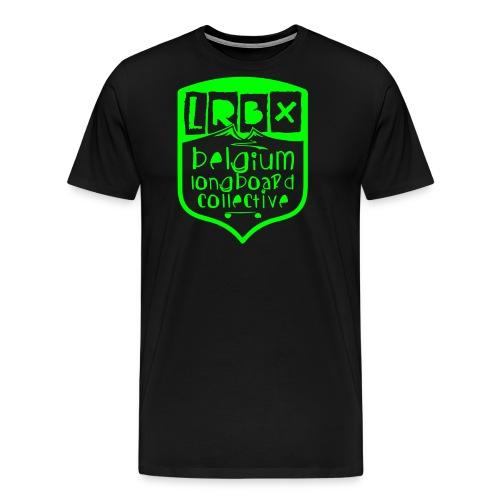 LRBX 2014 BLAZ' Pale Gree - T-shirt Premium Homme
