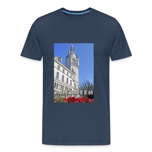 Aberdeen Town House - Men's Premium T-Shirt