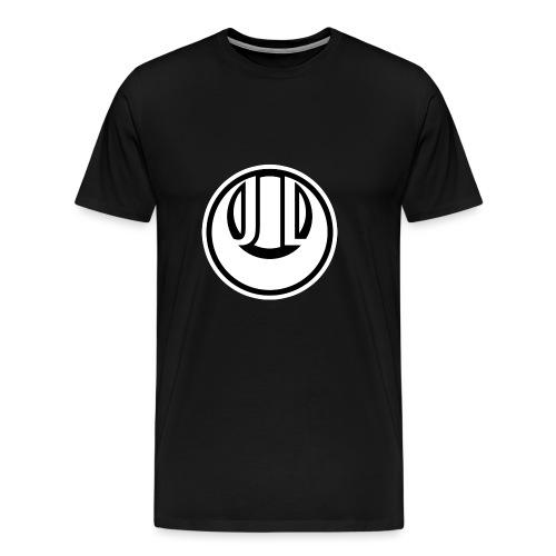 JADE LUNE MONOCHROME - Men's Premium T-Shirt