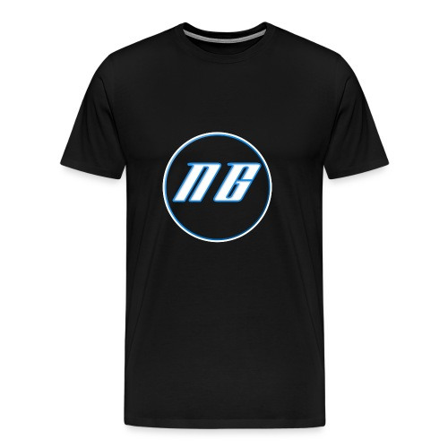 Nielsie Games - Mannen Premium T-shirt