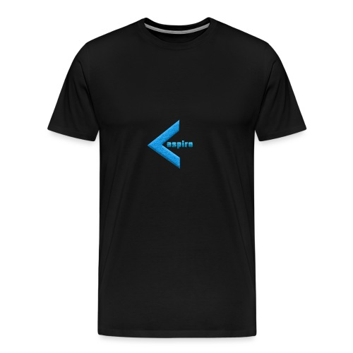 Caspiro original 2.0 - Premium-T-shirt herr
