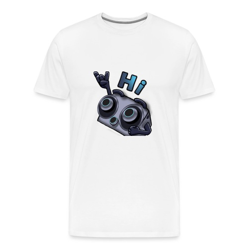 The DTS51 emote1 - Mannen Premium T-shirt