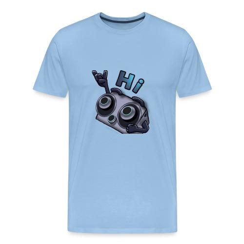 The DTS51 emote1 - Mannen Premium T-shirt