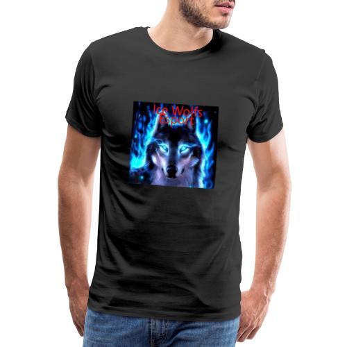 Ice Wolfs Esport Merch - Herre premium T-shirt