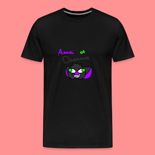 Angel Of Darkness - Men's Premium T-Shirt