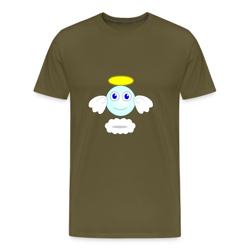 puff logo - Maglietta Premium da uomo