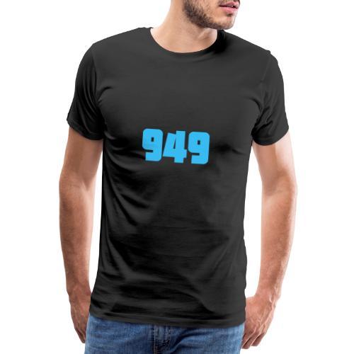 949blue - Männer Premium T-Shirt