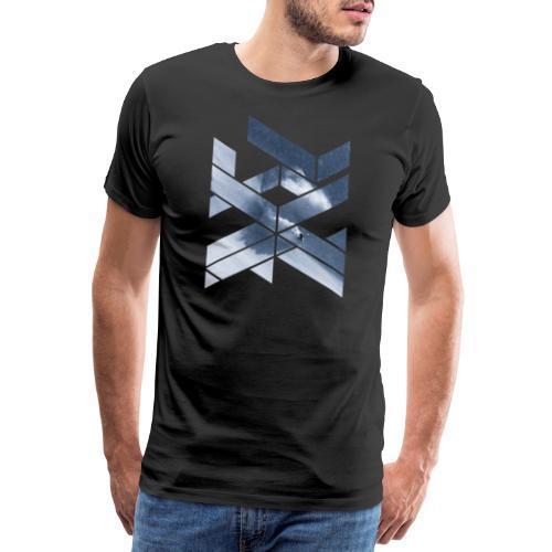 Grafic Art Snowboarding Wintersports - Männer Premium T-Shirt