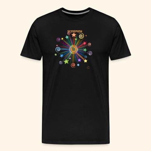SCORPION powers - T-shirt Premium Homme