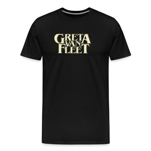 greta van fleet band tour - T-shirt Premium Homme
