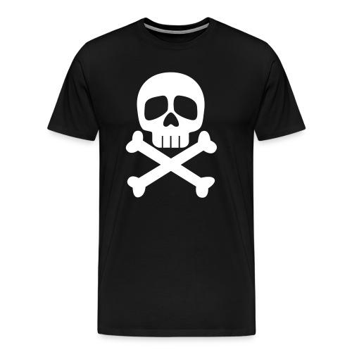 Albator - Harlock - T-shirt Premium Homme