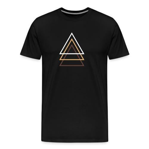 Moccaeck - Männer Premium T-Shirt