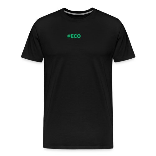 #ECO Blue-Green - Männer Premium T-Shirt