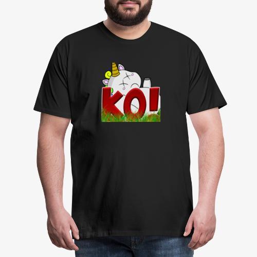 KO! - Männer Premium T-Shirt