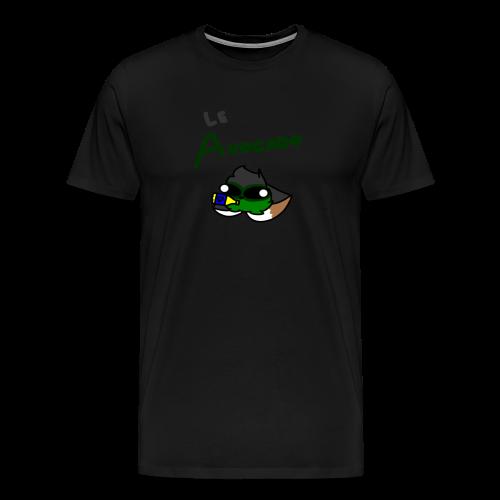 Le Avocado - Men's Premium T-Shirt