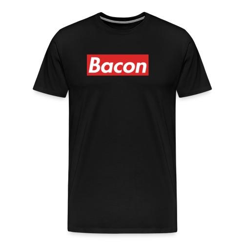 Bacon - Premium-T-shirt herr
