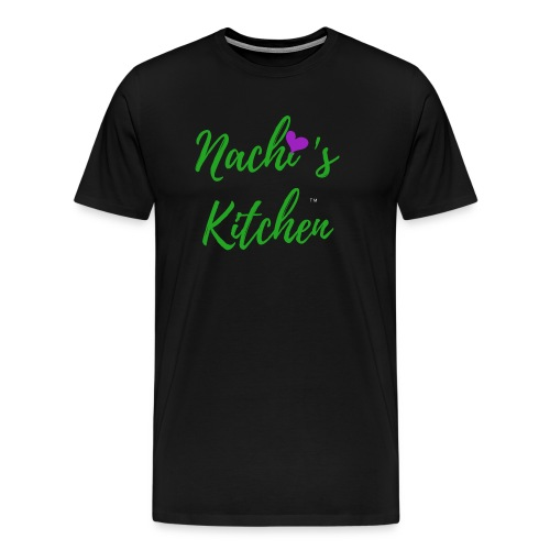 Nachi s Kitchen Logo - Men's Premium T-Shirt