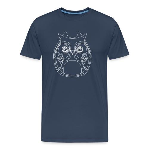 Owls - Männer Premium T-Shirt