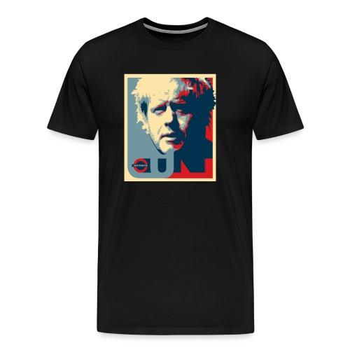 Boris: Westminster - Men's Premium T-Shirt