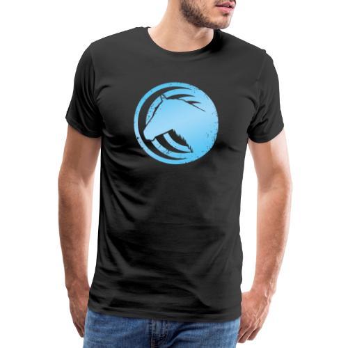 Pferd - Männer Premium T-Shirt