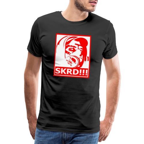 SKRD!!! - Koszulka męska Premium