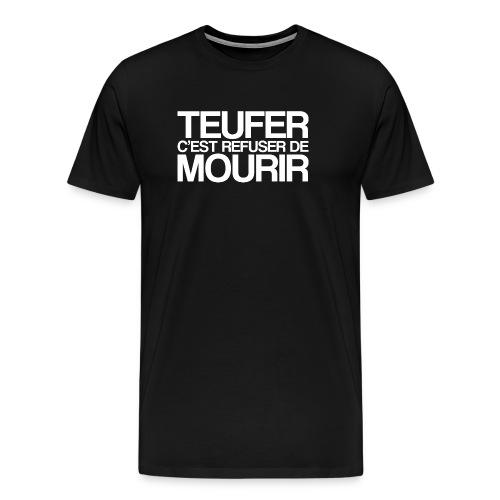 TEUFER - T-shirt Premium Homme