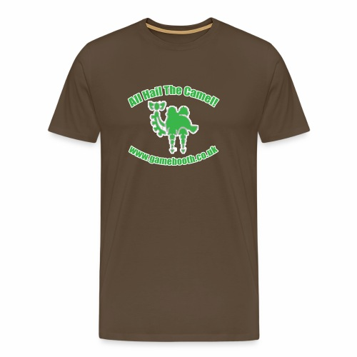 All Hail The Camel! - Men's Premium T-Shirt