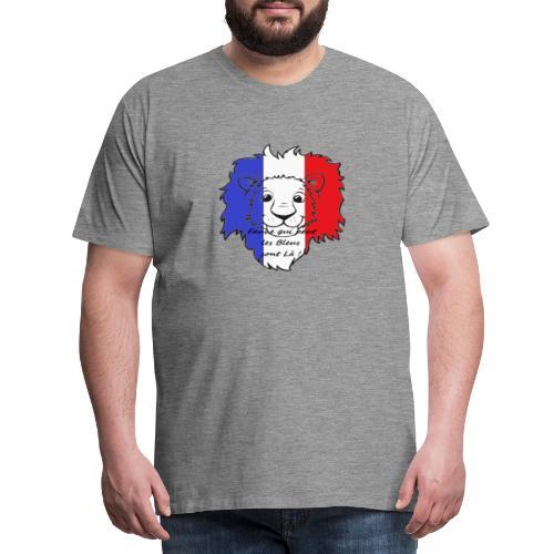 Lion supporter France - T-shirt Premium Homme