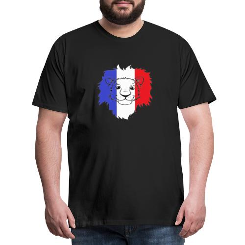 Lion France - T-shirt Premium Homme