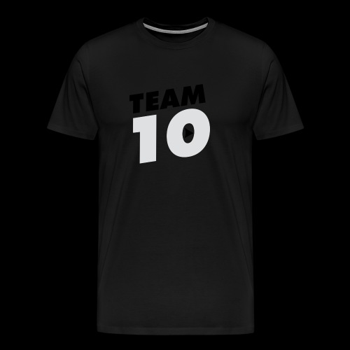 Team10 logo - Men's Premium T-Shirt
