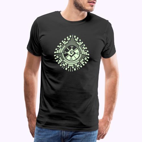 Hunab Ku DNA Tree - Men's Premium T-Shirt