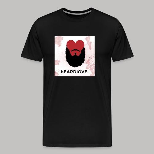 BeardLove - Männer Premium T-Shirt