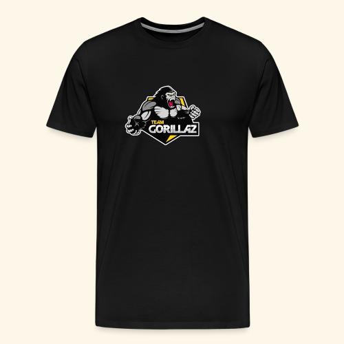 gorillaz - Men's Premium T-Shirt