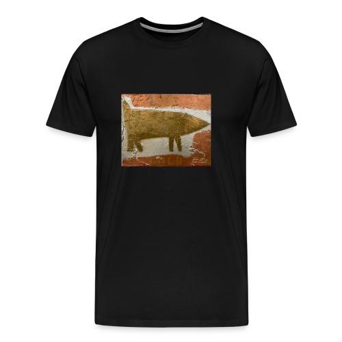 LOVE GOLD - T-shirt Premium Homme
