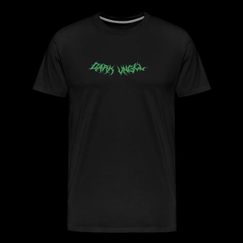 just green - Maglietta Premium da uomo