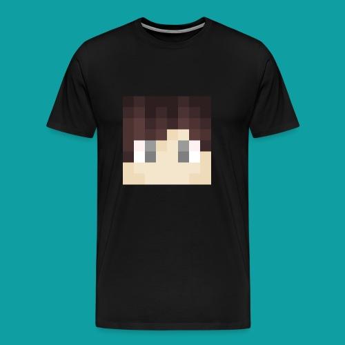 Craptian MClogo - Men's Premium T-Shirt