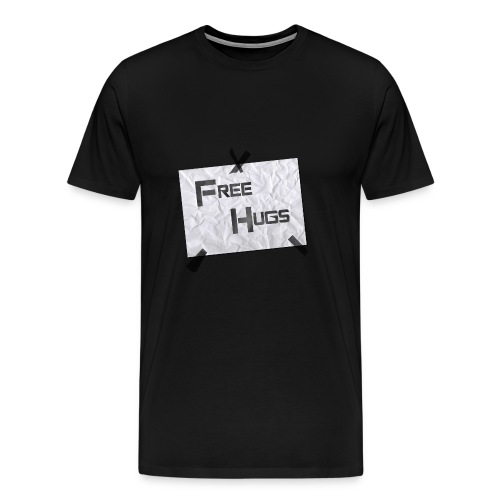 FreeHugs.png - T-shirt Premium Homme